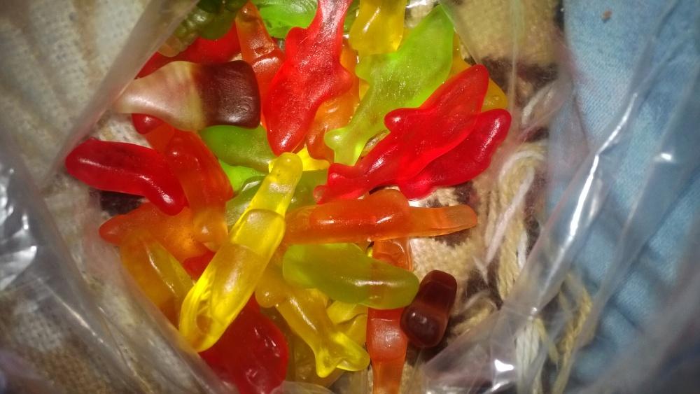 La felicità ha il sapore di caramelle gommose!